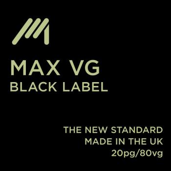 Max VG Black Label