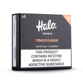Halo Tobacco Cartomisers