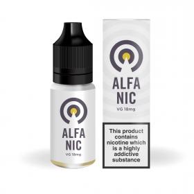 Alfa Nicotine Shot