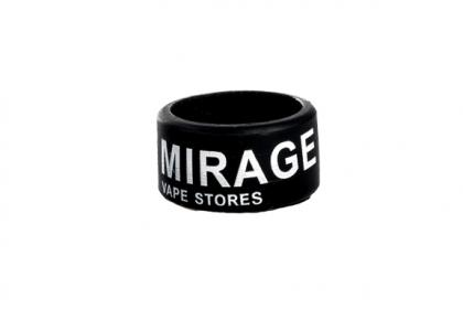 Mirage Logo Rubber Vape Band