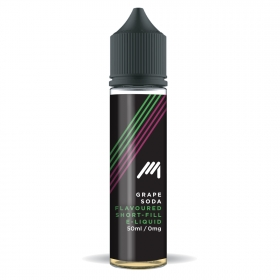 Grape Soda Short Fill