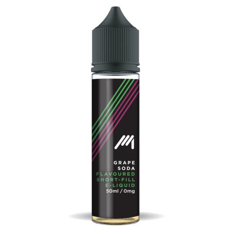 Grape Soda Short Fill