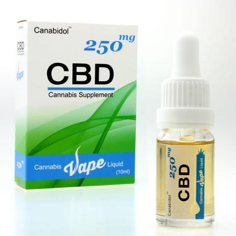 CBD Vaping Liquid