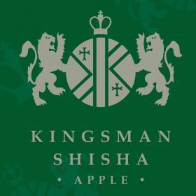Kingsman Shisha Apple 25ml Short Fill