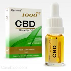 CBD Cannabis Oil