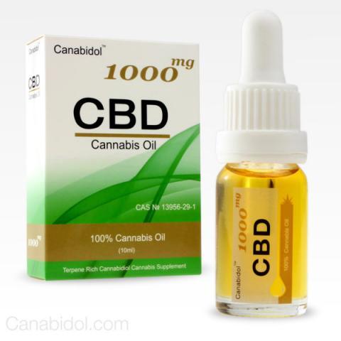 CBD Cannais Oil