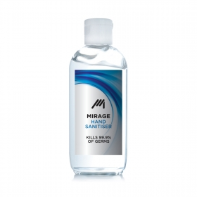 Mirage Hand Sanitiser Gel