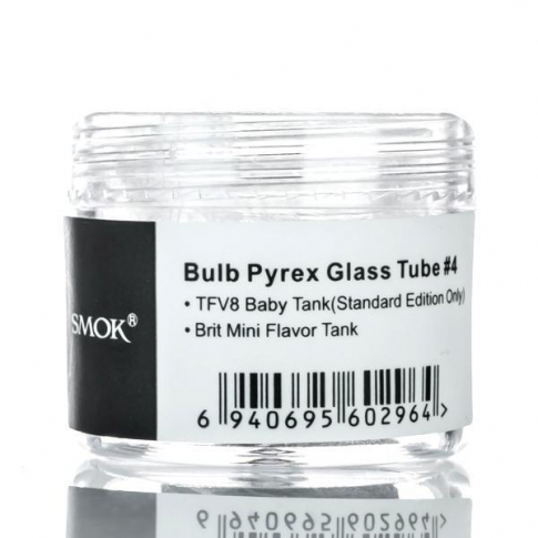 SMOK Bulb Glass #4