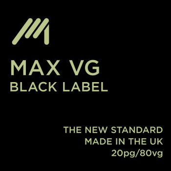 Max VG Black Label
